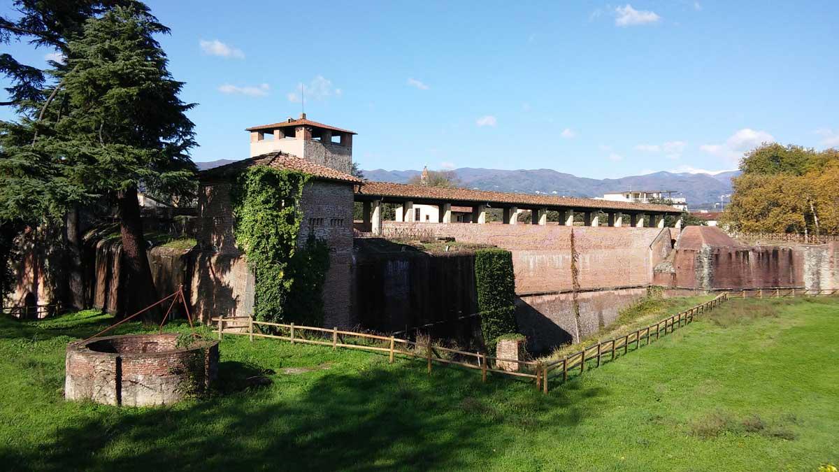 Pistoia, Fortezza di Santa Barabara