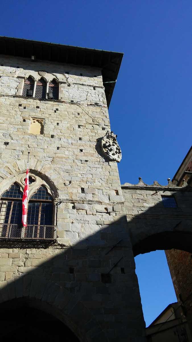 Pistoia, centro storico