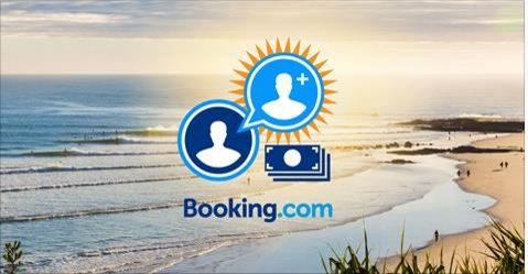 15 euro in regalo se prenoti su booking.it