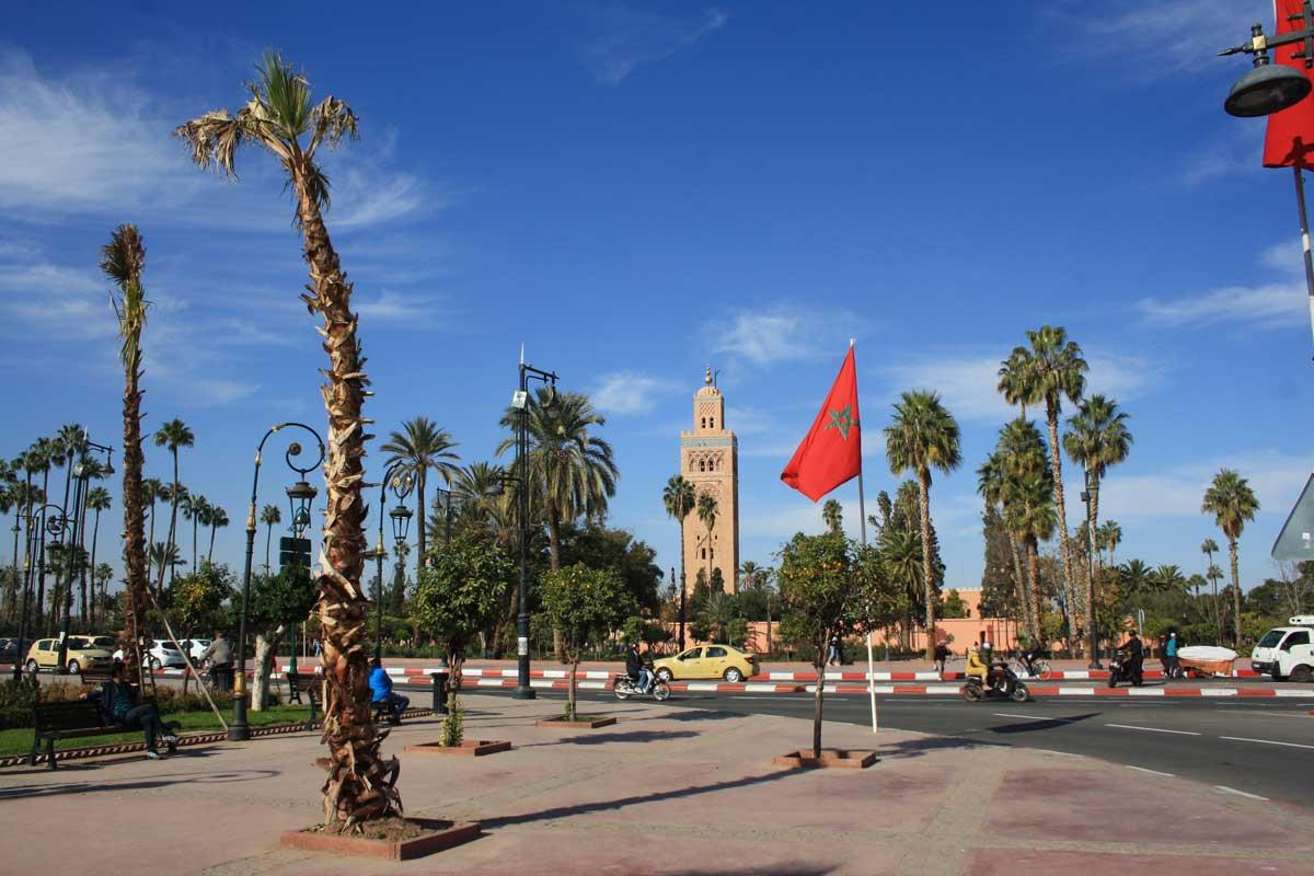 Marrakech, Koutubia