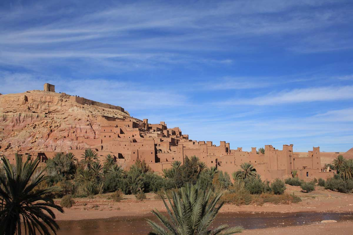 Le 5 migliori kasbah del Marocco