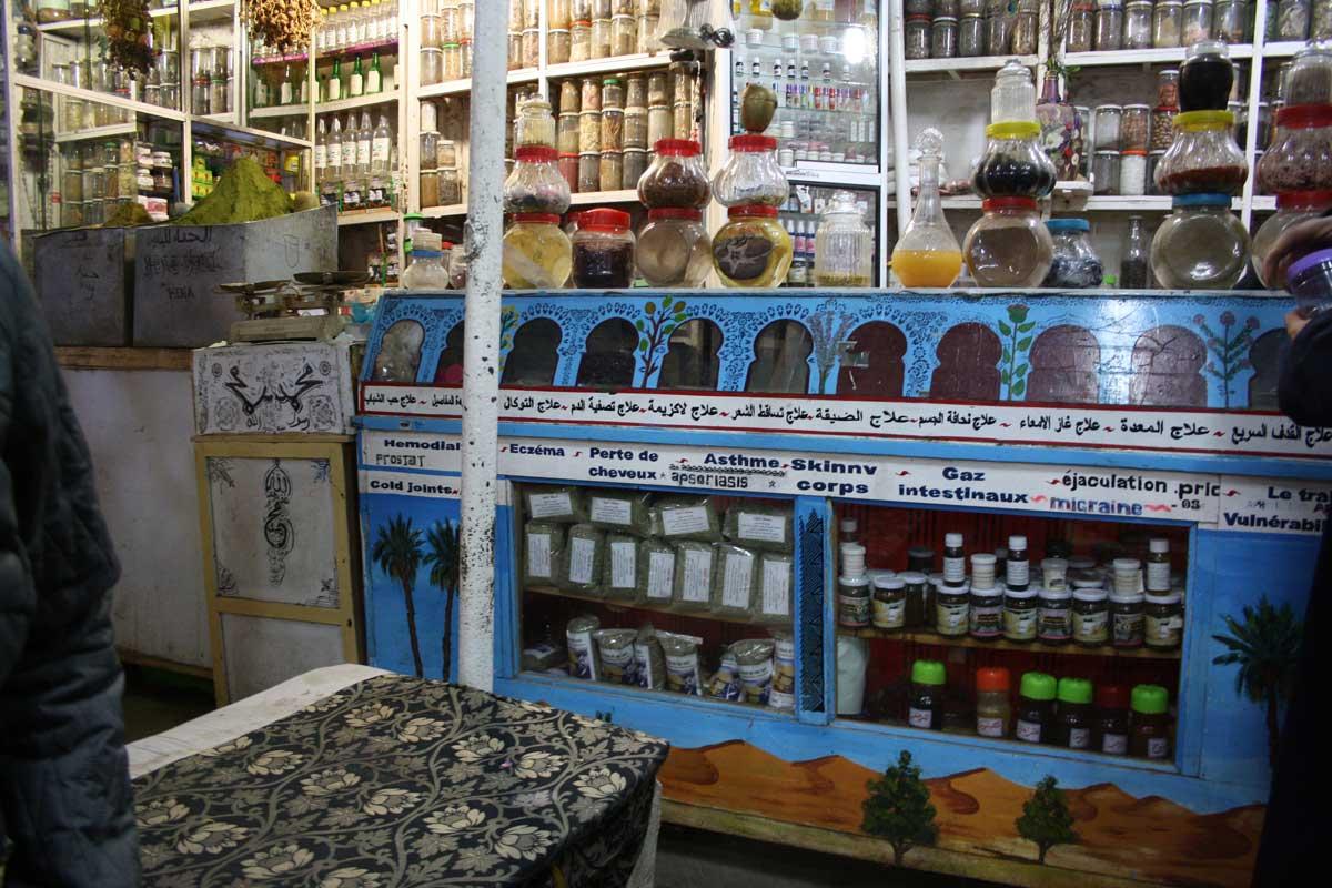 farmacia Rissani, intorno a Merzouga