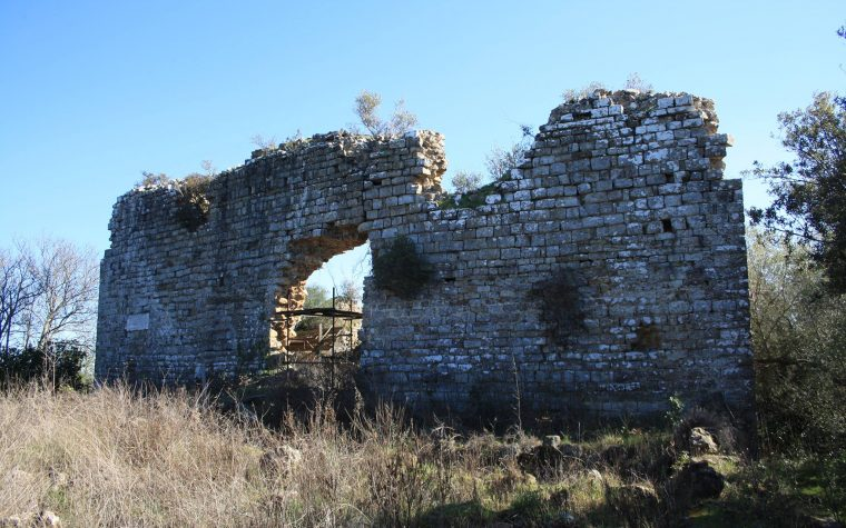 Il Castello della Pia dei Tolomei – Castel di Pietra