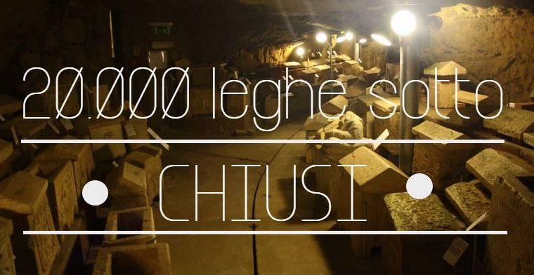 20.000 leghe sotto Chiusi