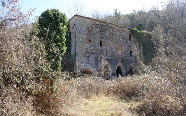 L'Eremo di Rosia e il Ponte della Pia