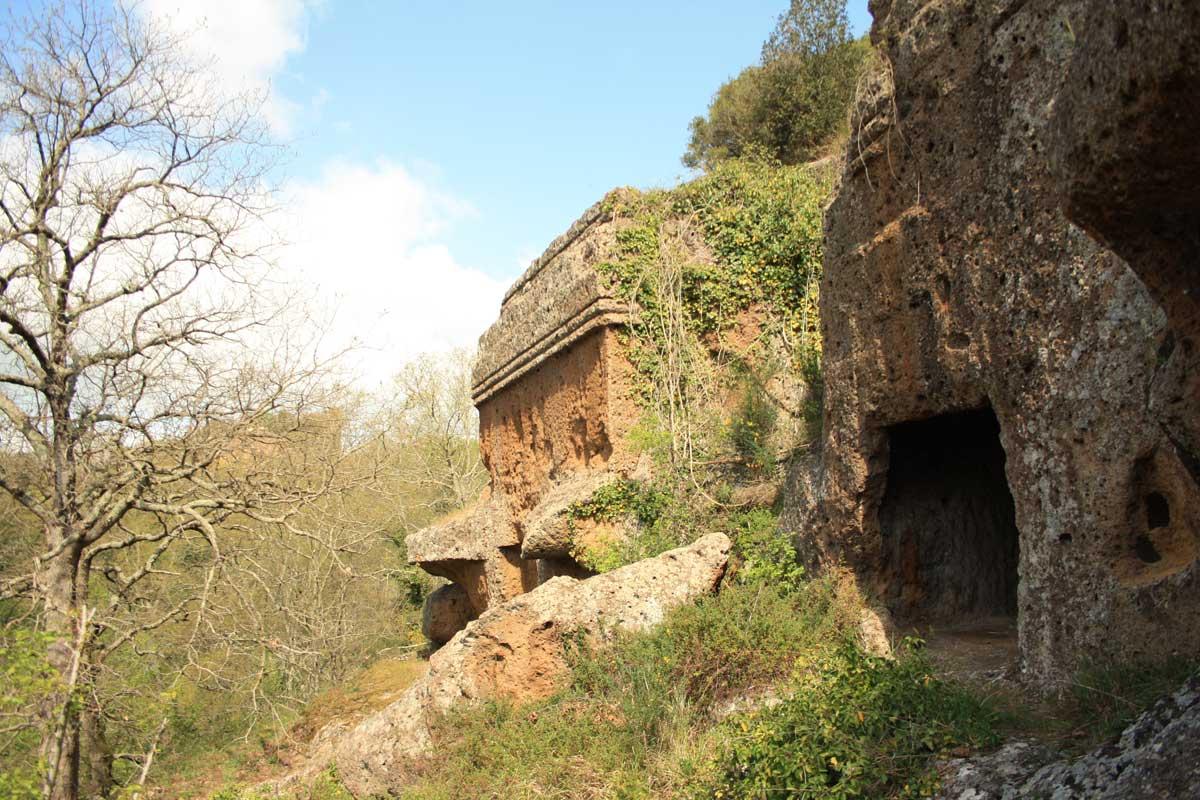 Tuscia explorer: tre giorni alla scoperta della Tuscia, Norchia Antica
