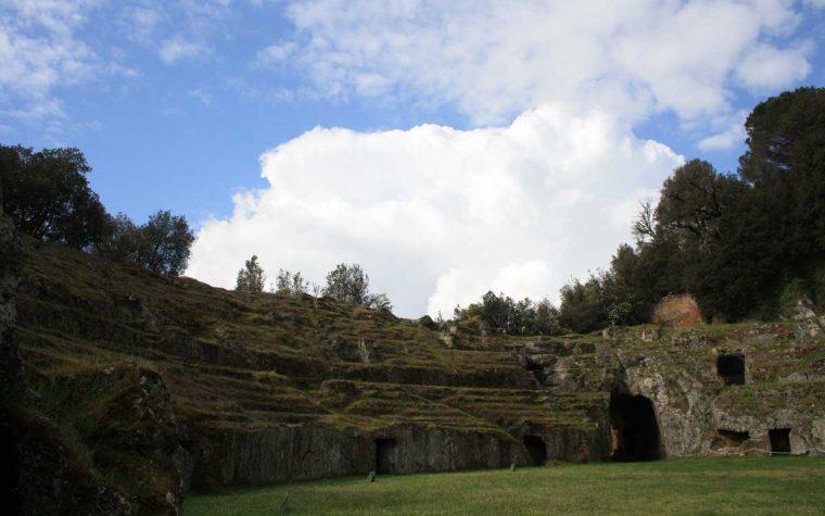 Il sito rupestre di Sutri