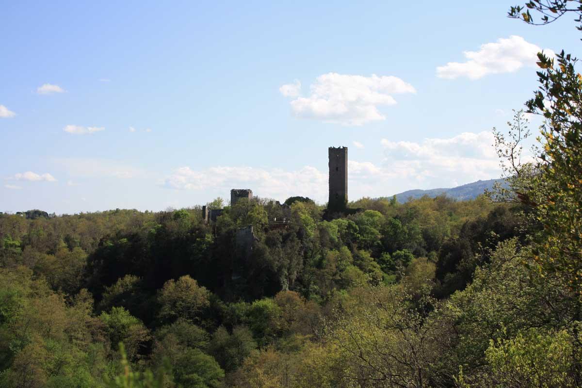 Castello di Chia