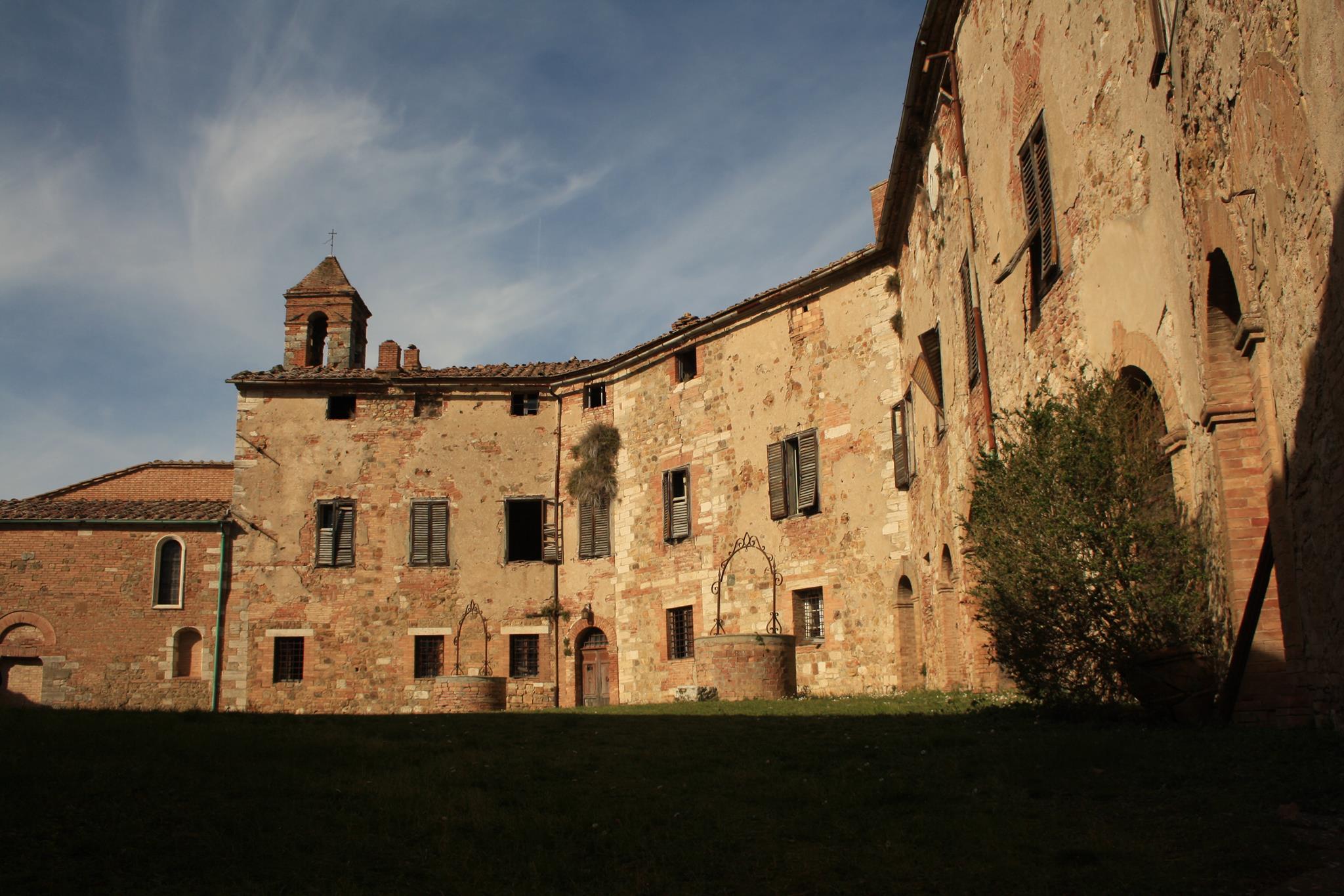 Il borgo fantasma di Montigegnoli