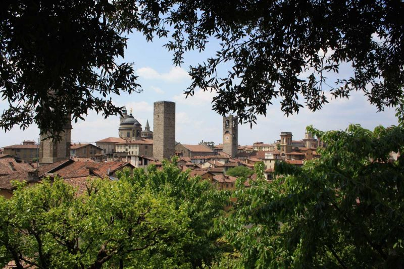 Un giorno a Bergamo