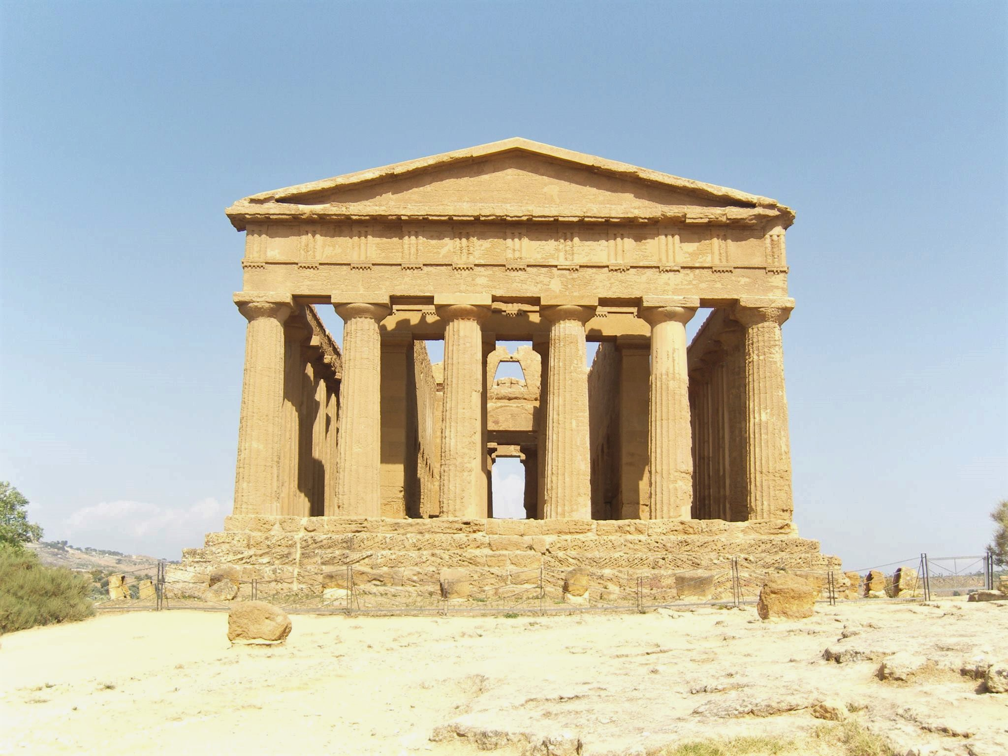 I siti archeologici più belli: la valle dei Templi