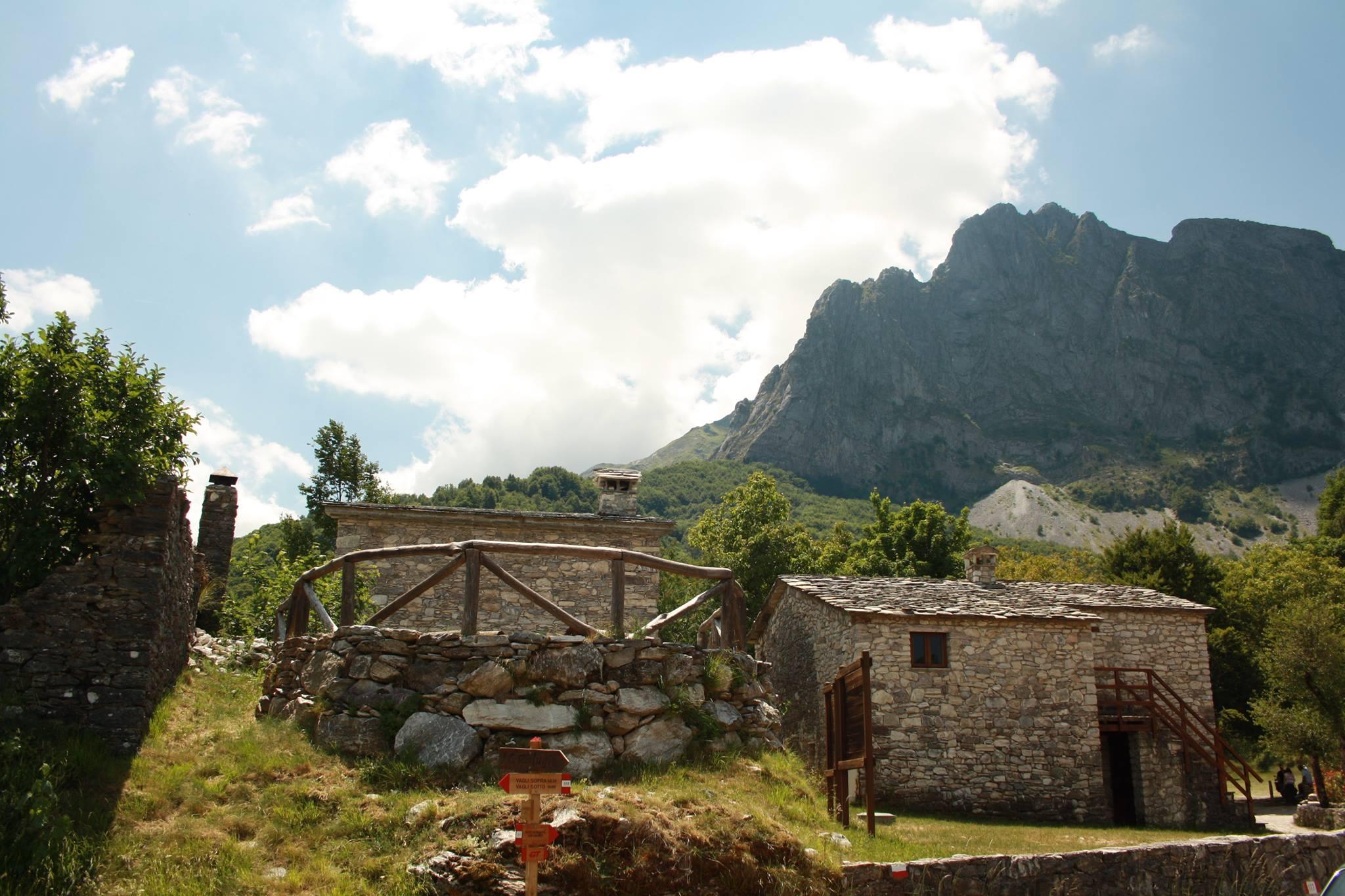 Campocatino e l'Eremo di San Viviano