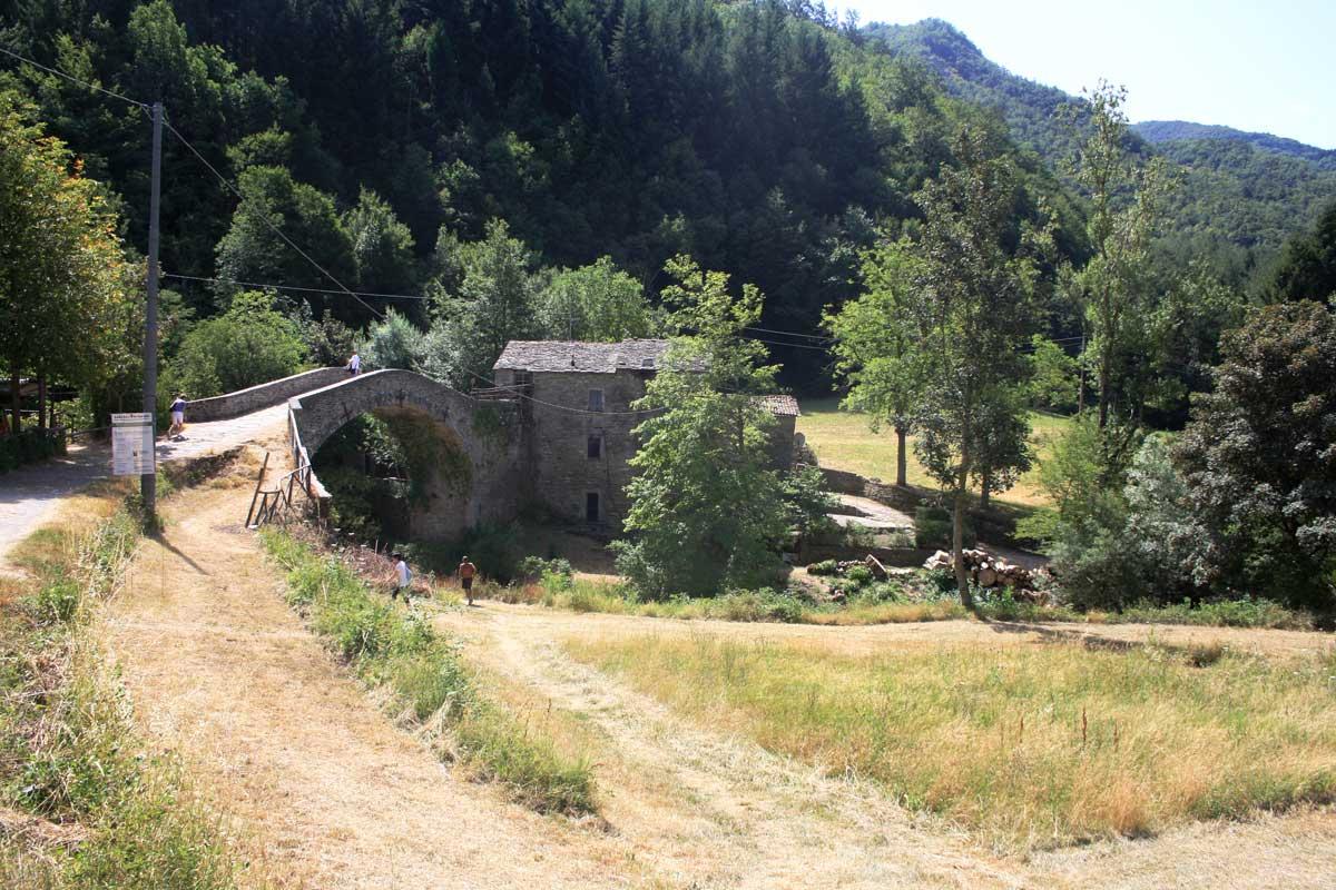 La Grotta Urlante e le piscine naturali del fiume Rabbi: il Ponte Nuovo