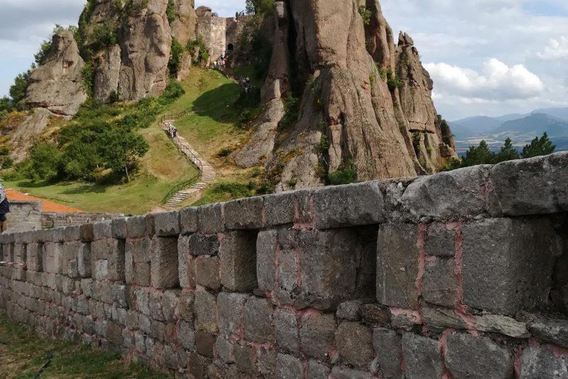 Belogradchik e la fortezza di Kaleto