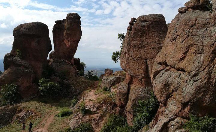 Itinerario in Bulgaria