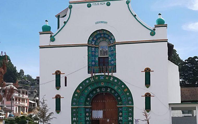 San Juan de Chamula e i suoi riti maya e cristiani