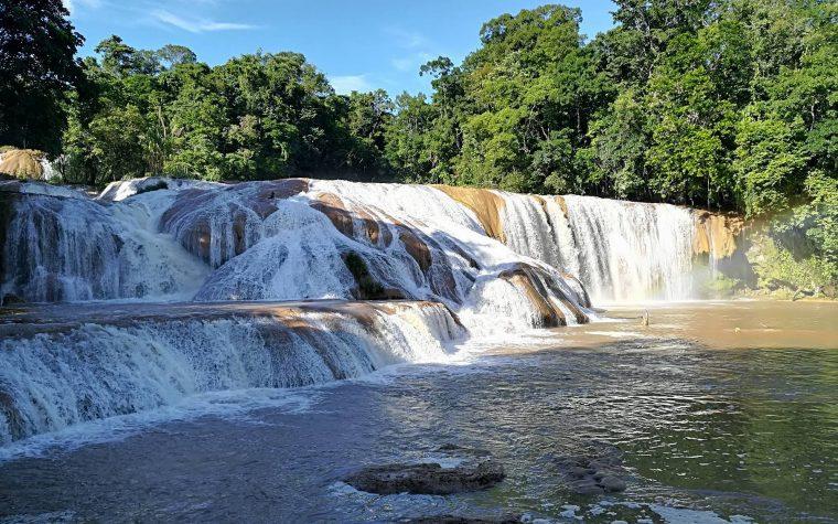 Le cascate di Agua Azul e Misola Hà