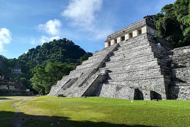 Palenque: tra giungla, cascate e rovine