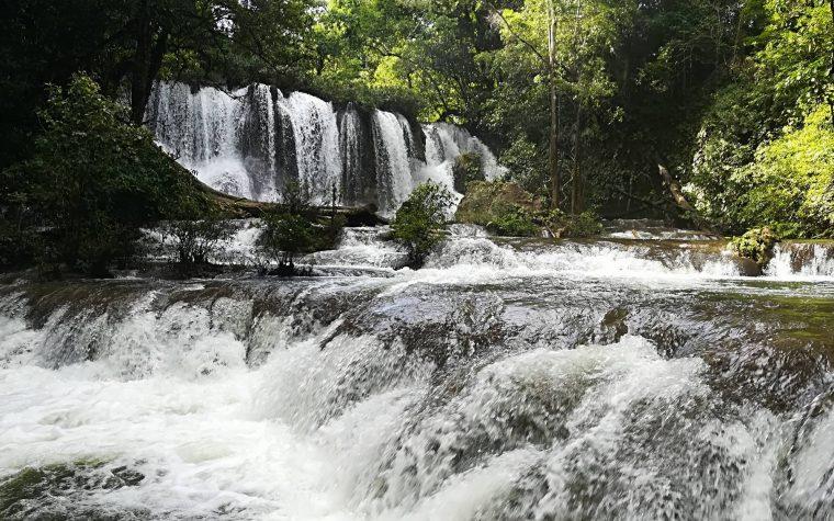 La remota Selva Lacandona e il sito di Bonampak