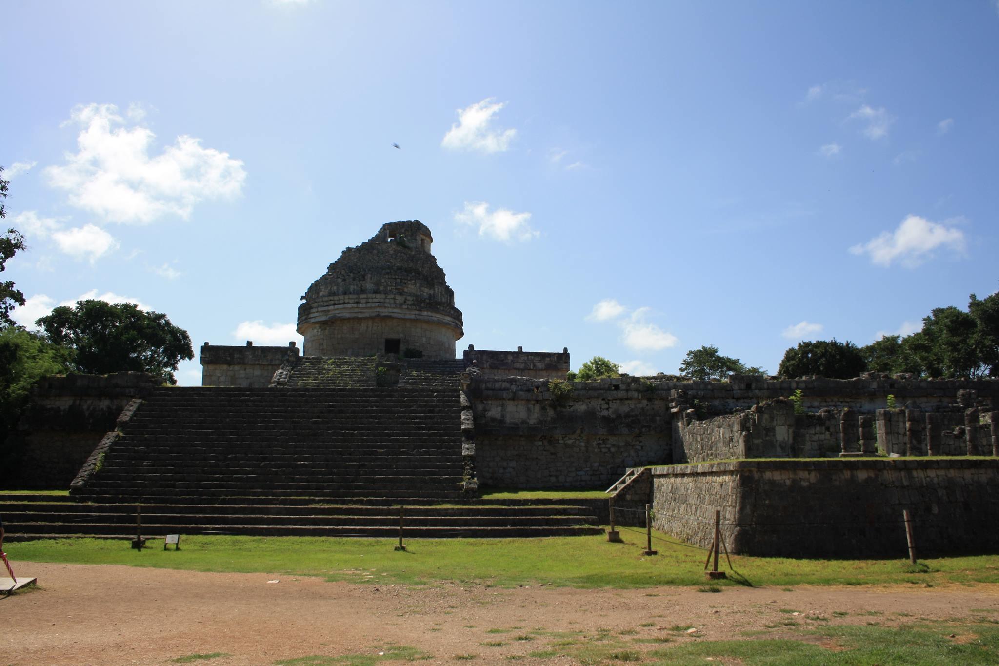 Chichén Itzá, Caracol