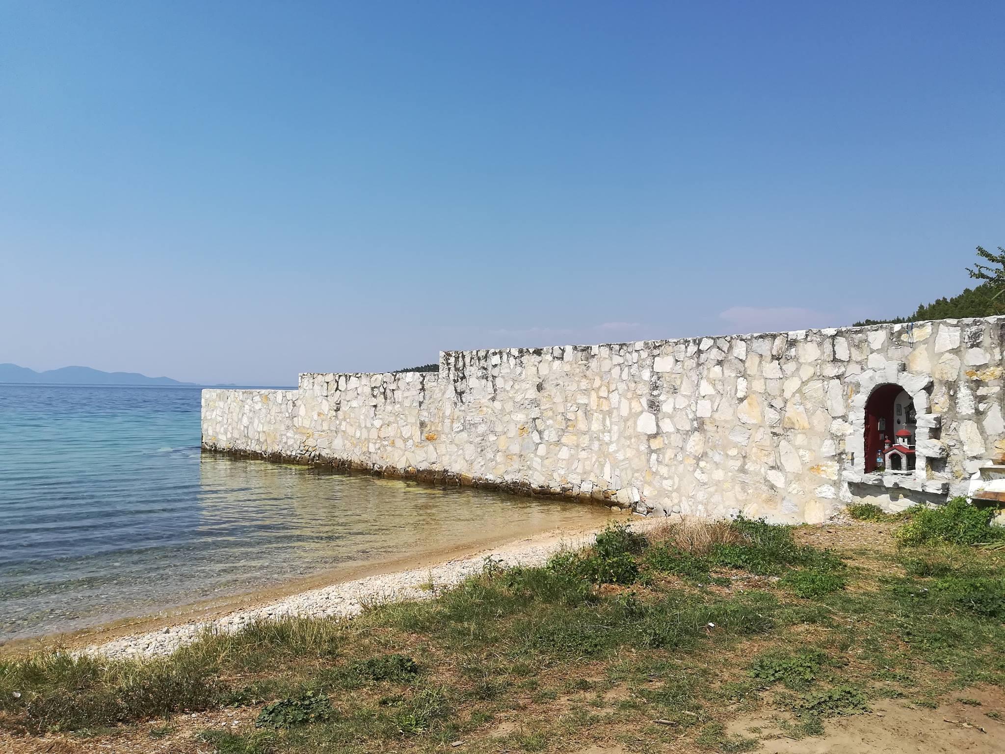 Grecia: una settimana tra il Golfo di Orfani e il Golfo di Ierissos