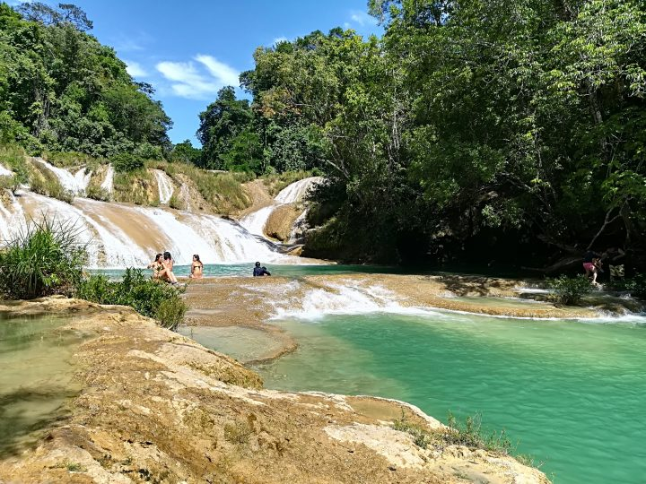 Le cascate di Roberto Barrios | I Rintronauti: due toscani in viaggio