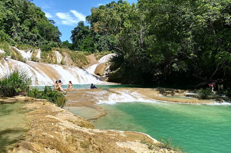 Le cascate di Roberto Barrios