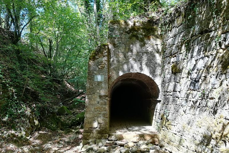 Il tunnel del Granduca