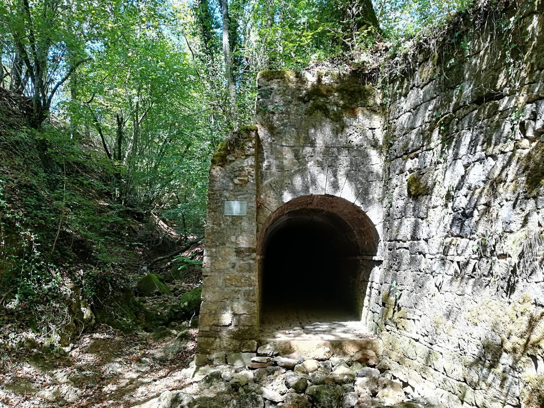 Il canale del Granduca o Tunnel del Granduca
