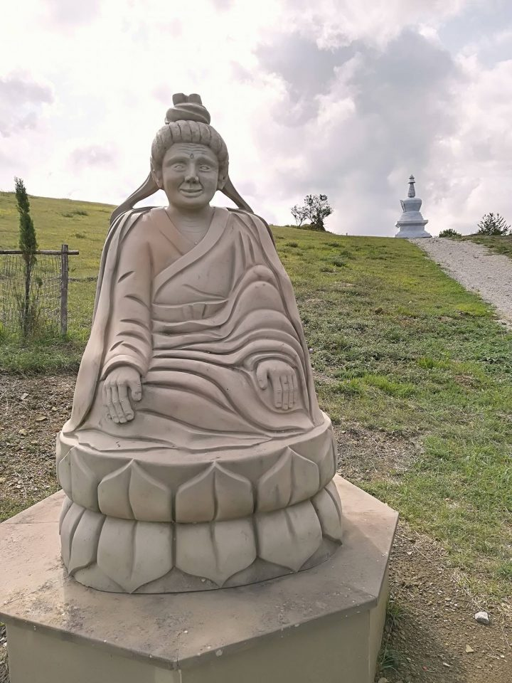 Un angolo di Tibet in Toscana: Merigar