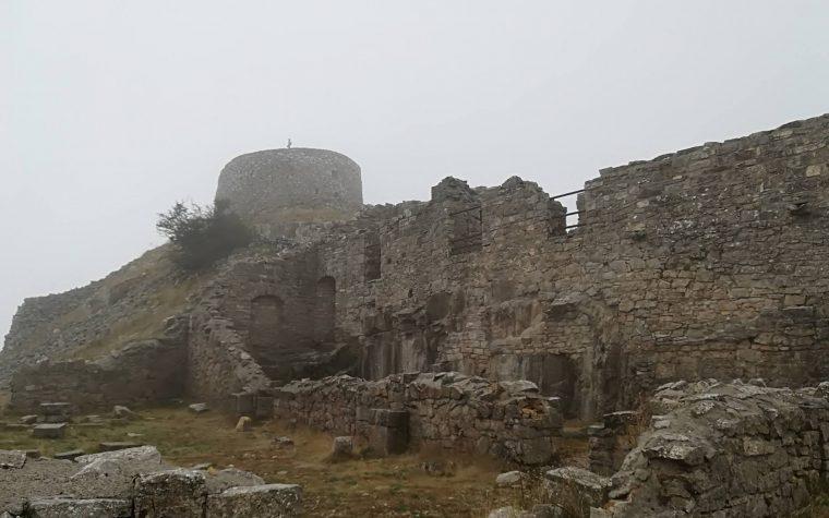 Il Profeta dell'Amiata, la Torre Giurisdavidica e il Monte Labbro