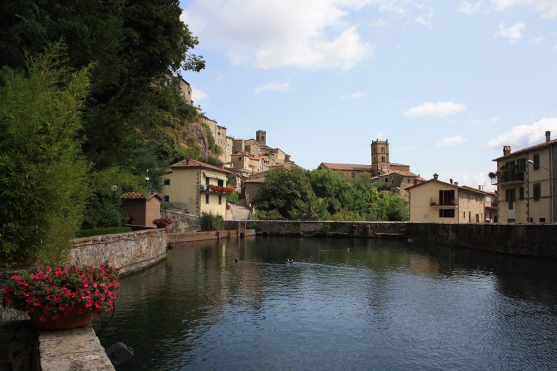 Santa Fiora: un borgo magico