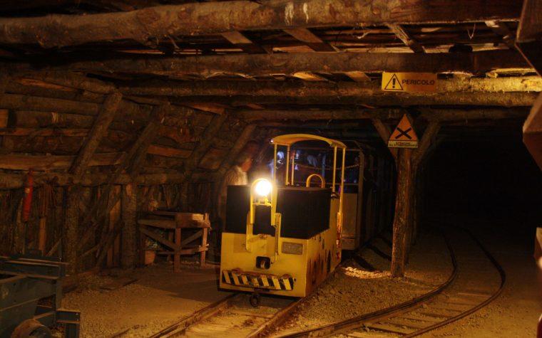 La miniera di mercurio di Abbadia San Salvatore