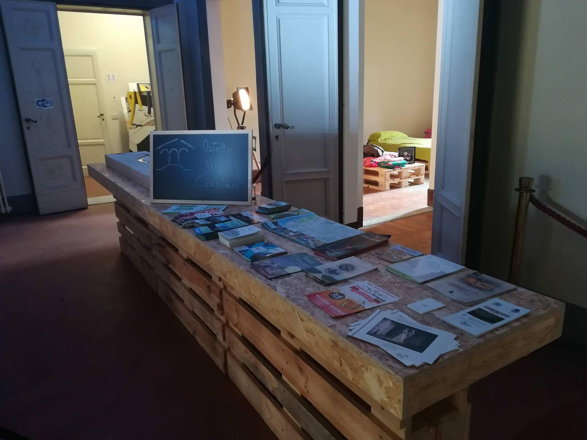 Un ostello in una villa ed ex biblioteca per scoprire la Valdera