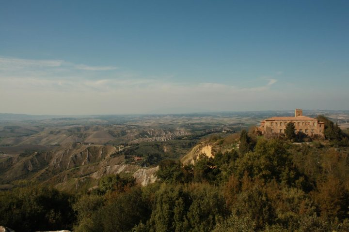 La Badia Camaldolese di Volterra