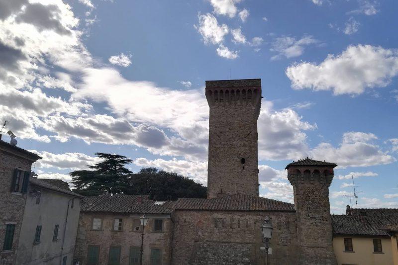 Lucignano, il borgo a spirale