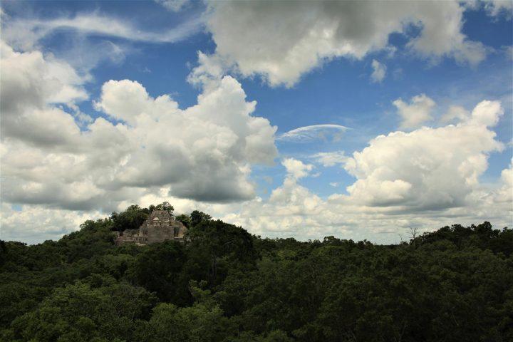 Calakmul - Paesaggi surreali