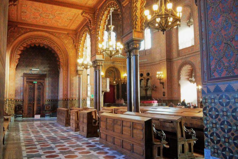 La Sinagoga di Firenze: tra elementi moreschi, arabi e bizantini