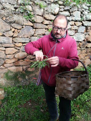 Calci: passione e tradizioni, Maurizio dell'Associazione Infestanti