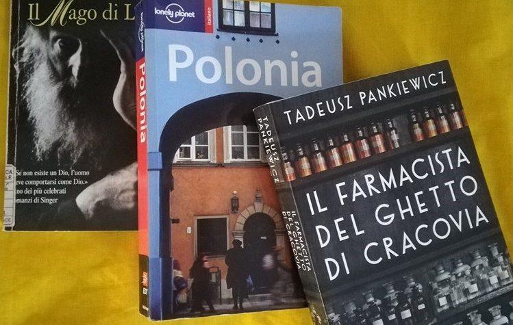 Libri per viaggiare in Polonia