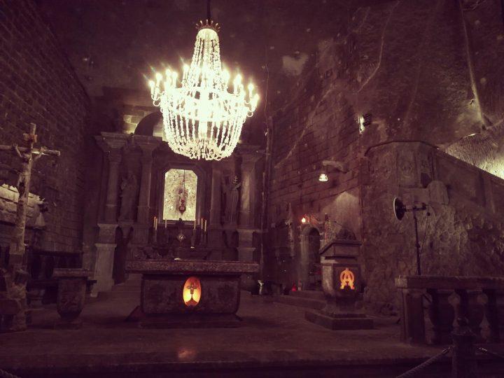 Miniera di sale di Cracovia - Paesaggi surreali