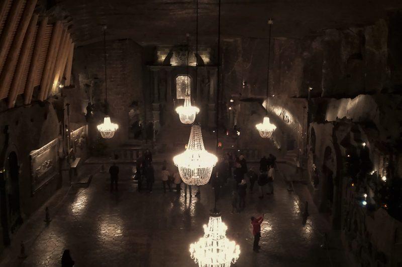 Il favoloso mondo sotterraneo della Miniera di Sale di Wieliczka (Cracovia)