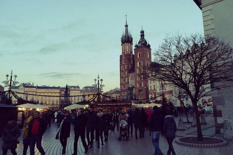 Cracovia, il cuore della Polonia