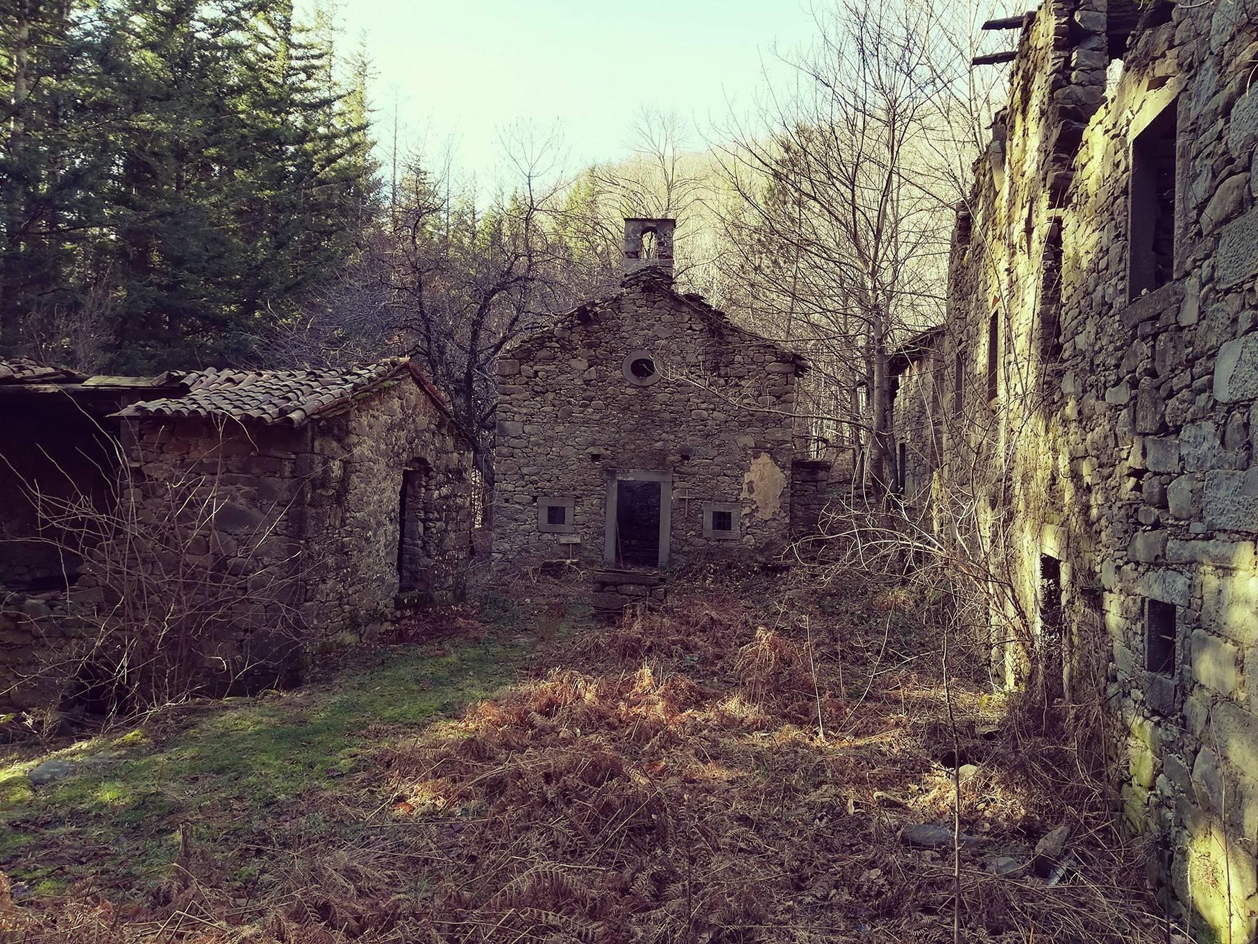 Il borgo fantasma di Bacchionero | I Rintronauti: due toscani in viaggio