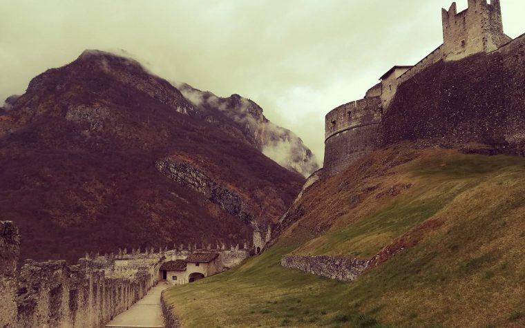 Castel Beseno, la più grande fortezza del Trentino