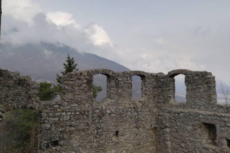 Trentino: weekend tra eremi e castelli