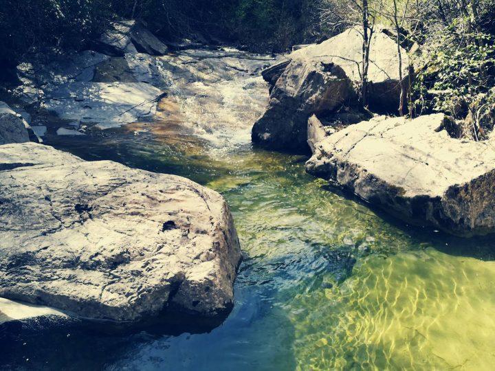 Cascata dello Sterza