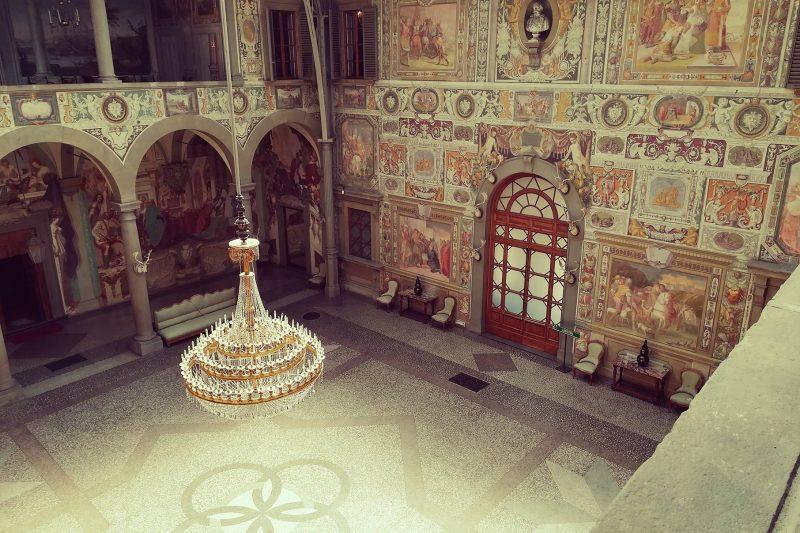 Villa La Petraia, una delle più belle ville medicee