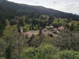 L'abbazia di Vallombrosa e la sua foresta incantata