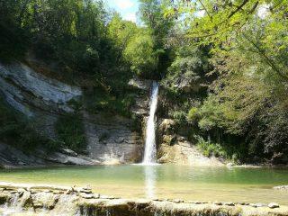 Tre giorni sull'Appennino a caccia di fiumi e cascate